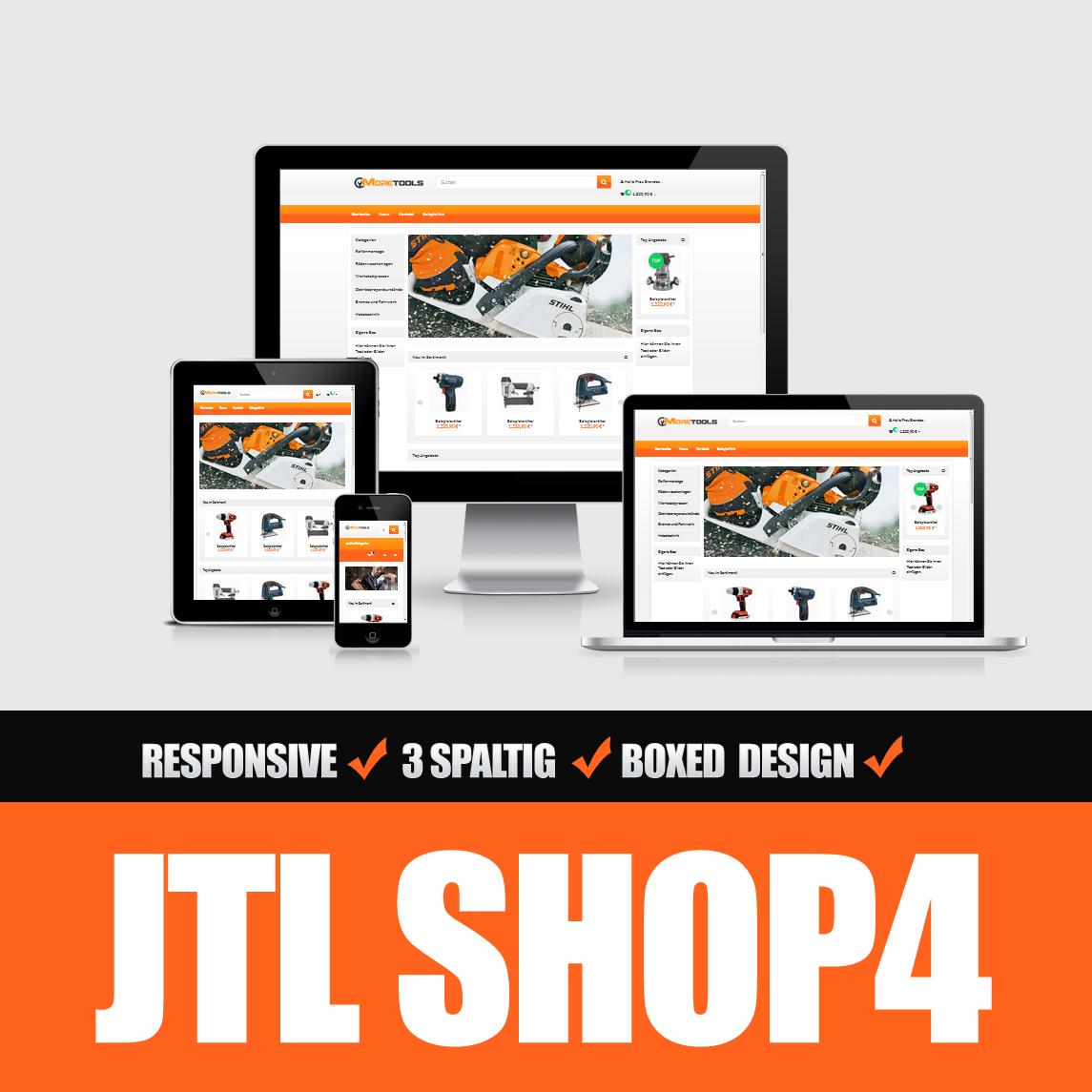 JTL Shop4 Template