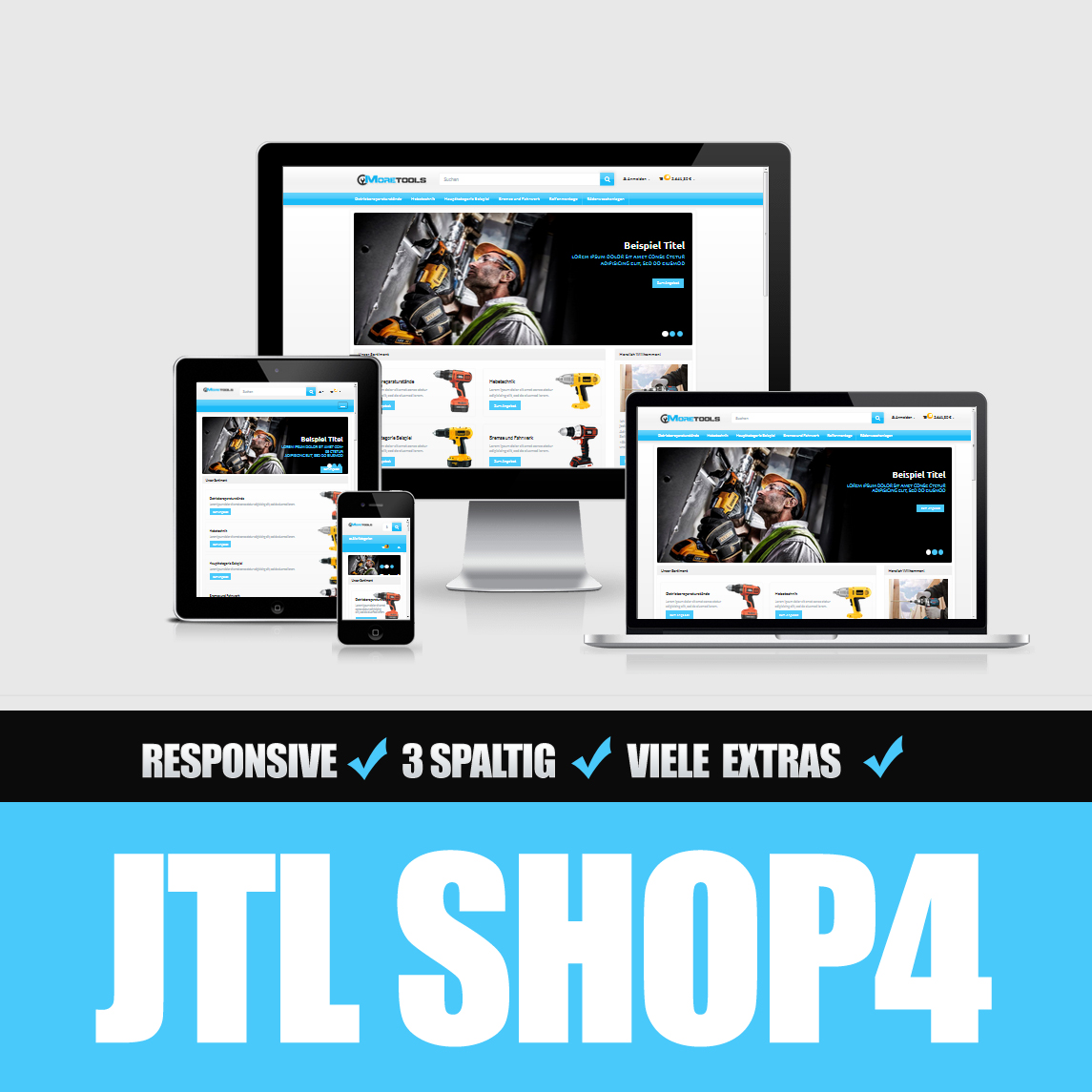 JTL Shop4 Template #2-1