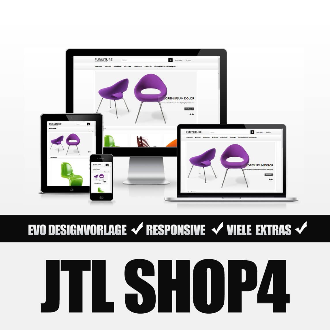 JTL Shop4 Template #2-2