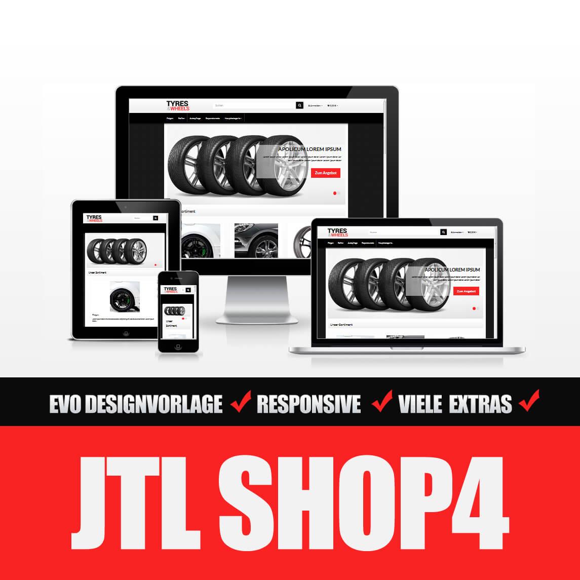 JTL Shop4 Template #2-7
