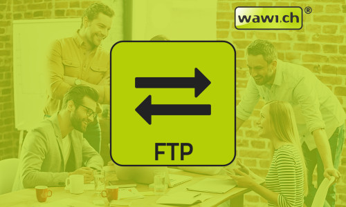 FTP to WaWi
