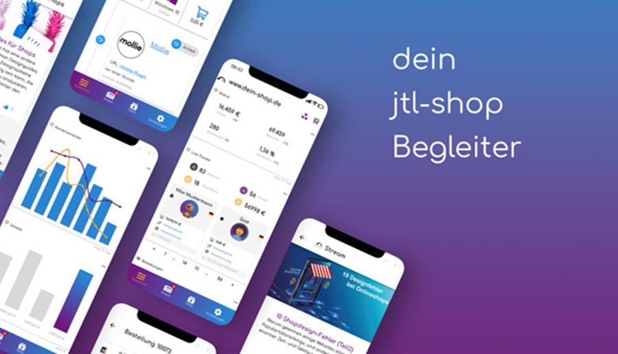 Dein App für den JTL-Shop