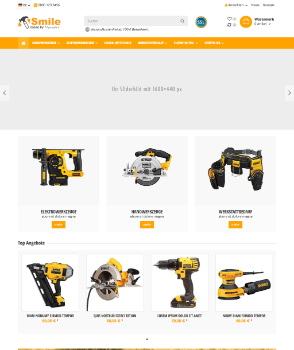 Startseite Demo-Shop