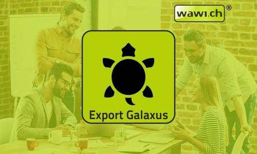 Exportformat Galaxus