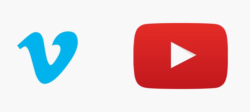 Videos von Vimeo und Youtube in deinem Shop