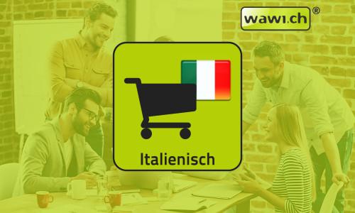 Sprachdatei «Italienisch»
