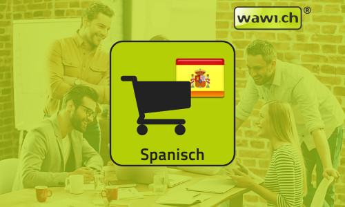 Sprachdatei Spanisch