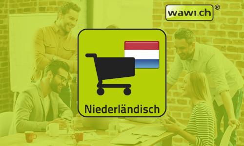Sprachdatei Niederländisch
