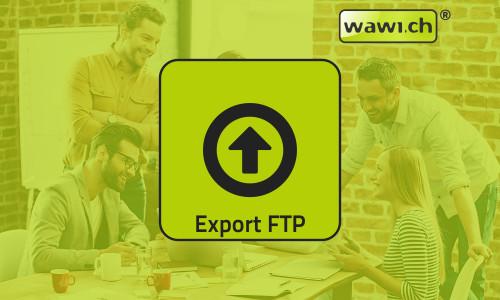 Exportformat to FTP