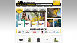 Der Outdoorshop