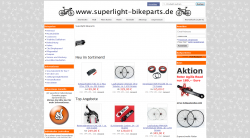 Superlight Bikeparts