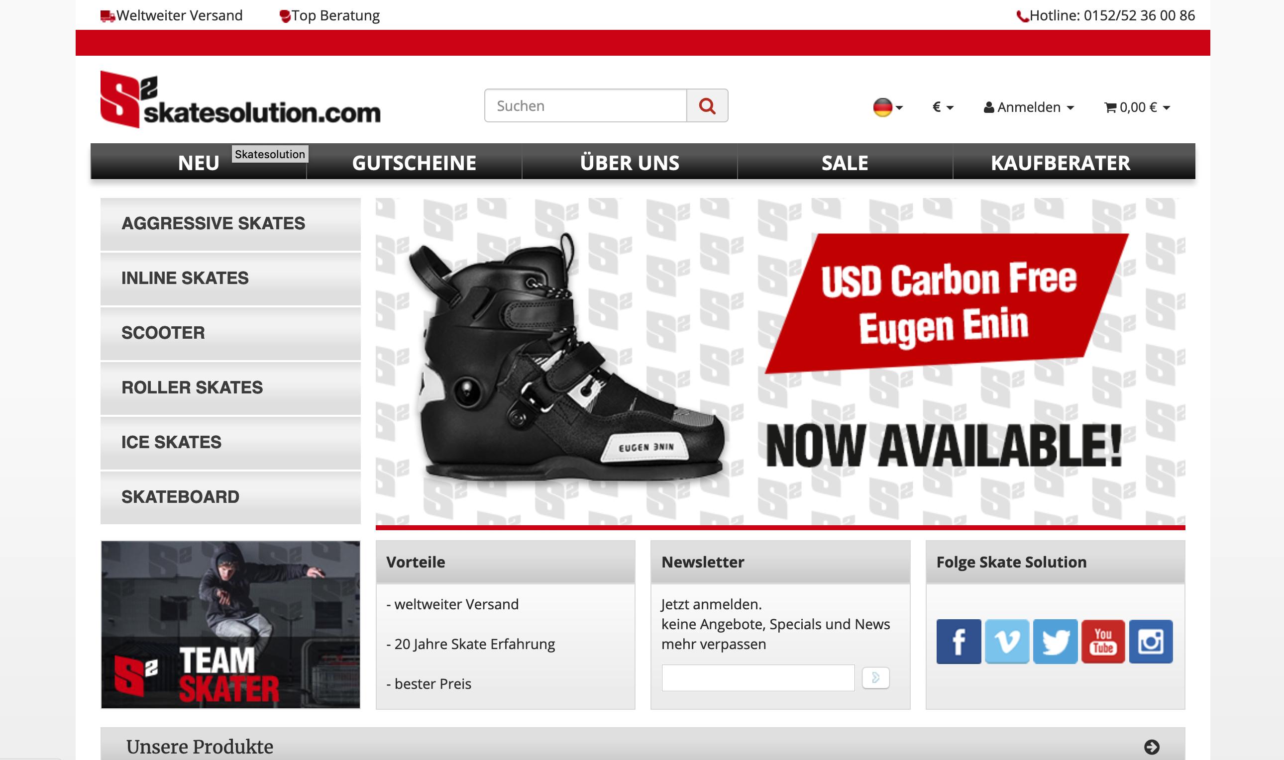 Skatesolution.com
