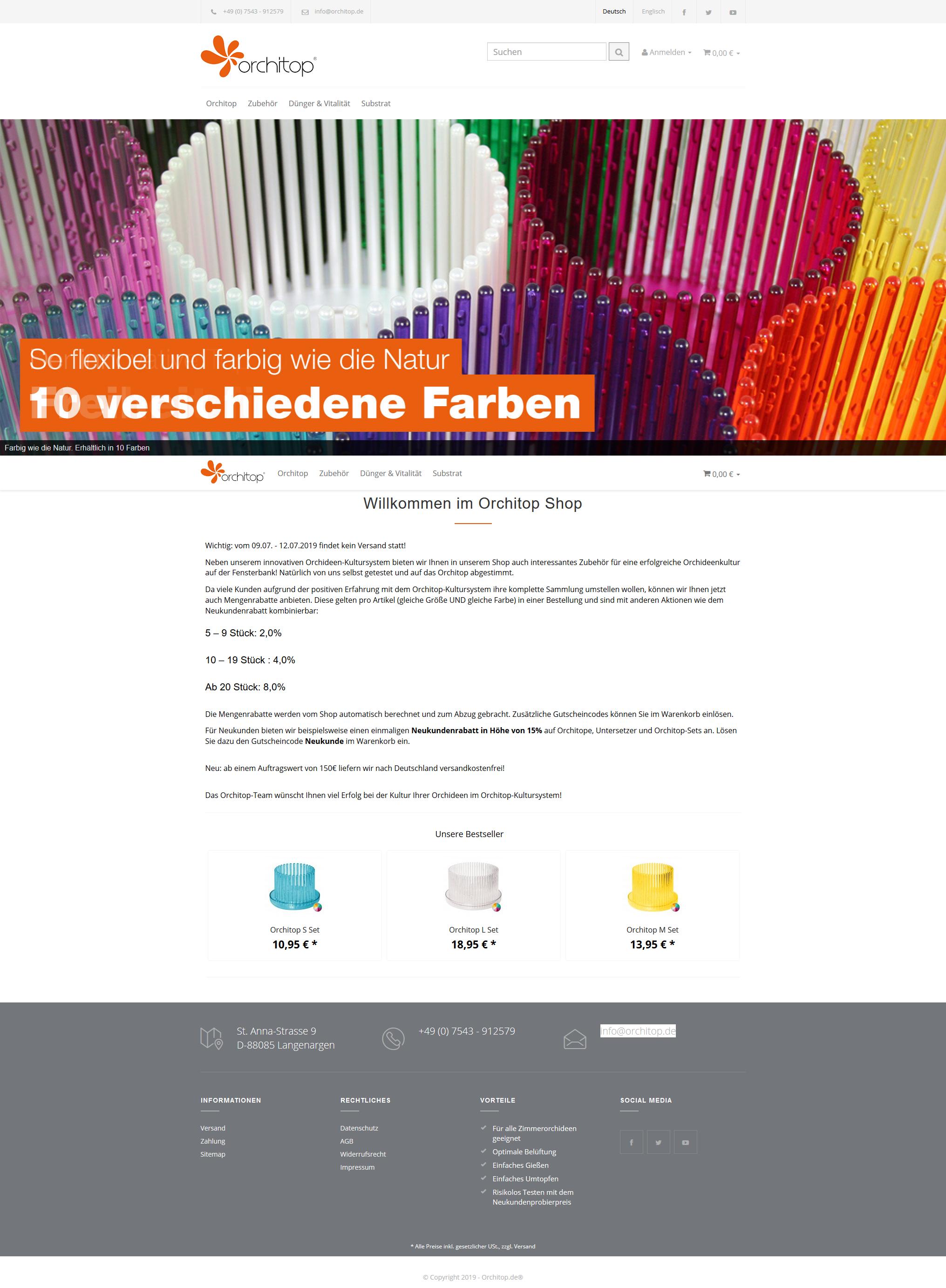 Orchitop Online Shop