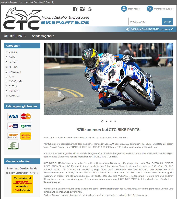 CTC BIKE PARTS