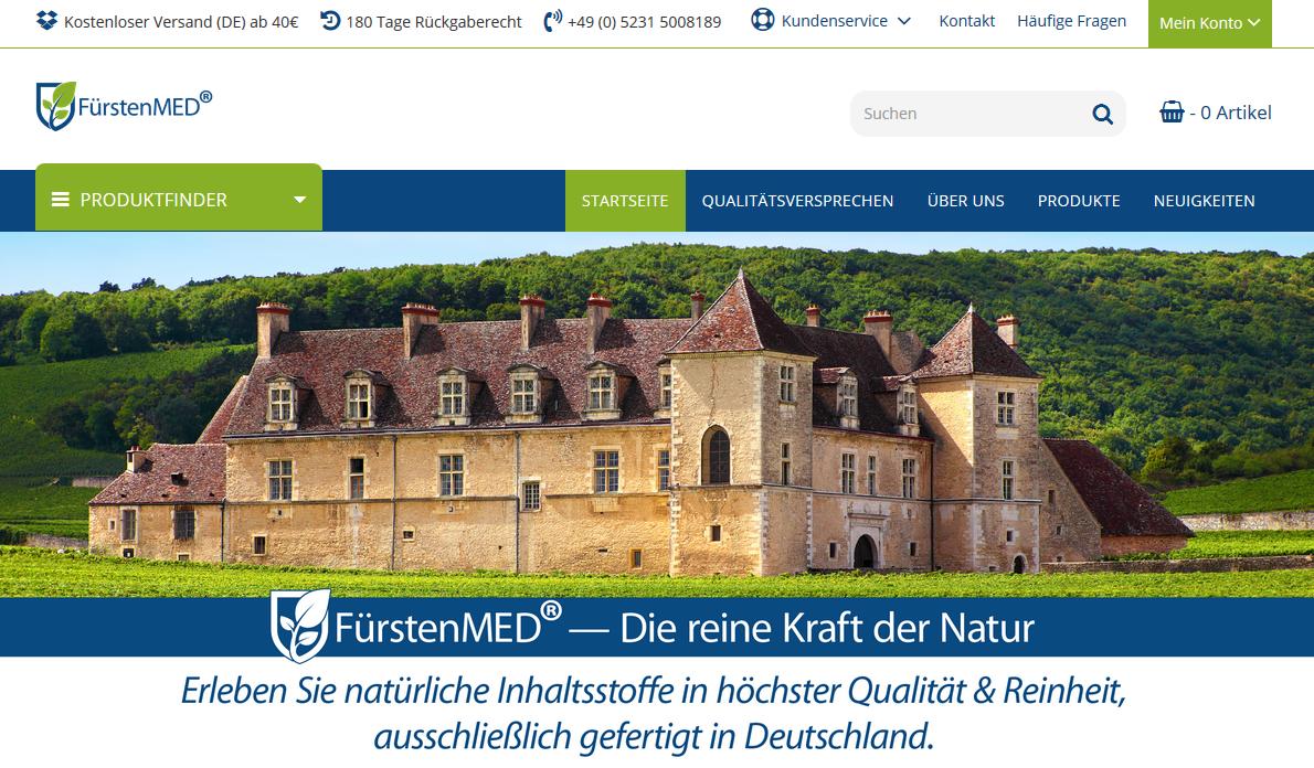 FürstenMED® Health Nutrition Unternehmergesellschaft (haftungsbeschränkt)