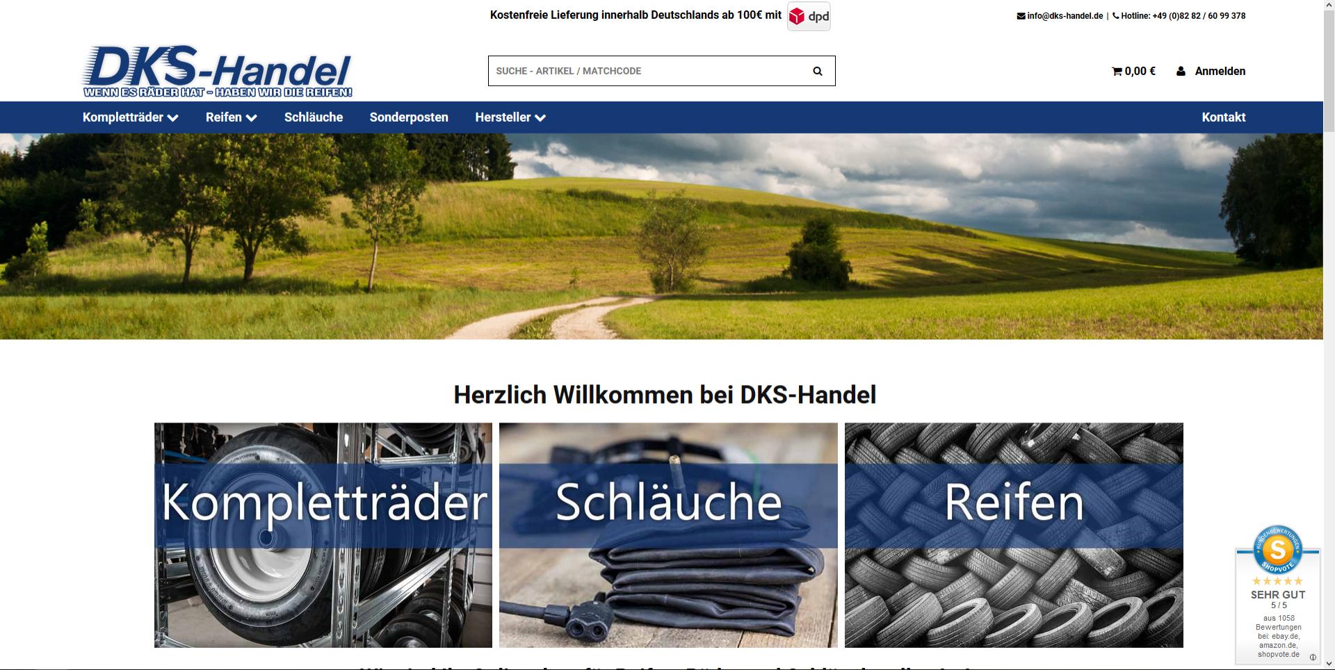 DKS-Handel