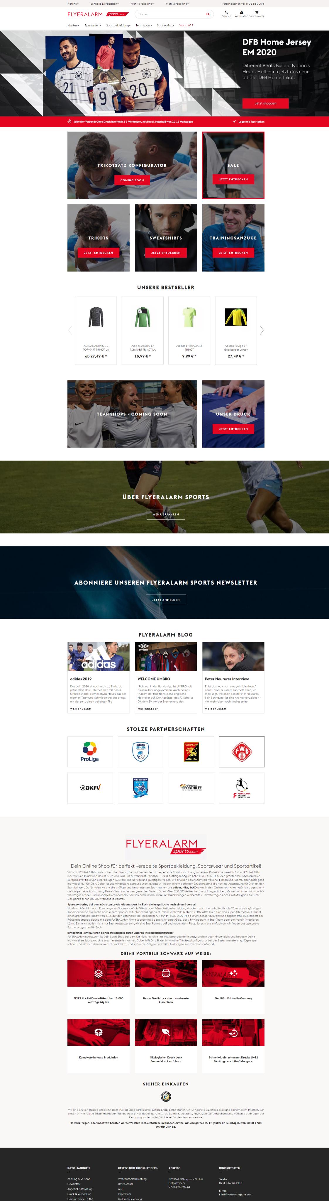 FLYERALARM sports GmbH