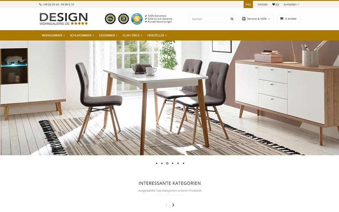Design Wohngalerie