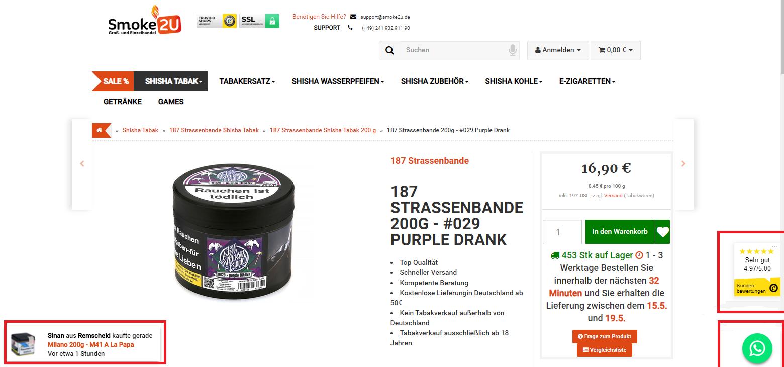 2u Groß- und Einzelhandel GmbH