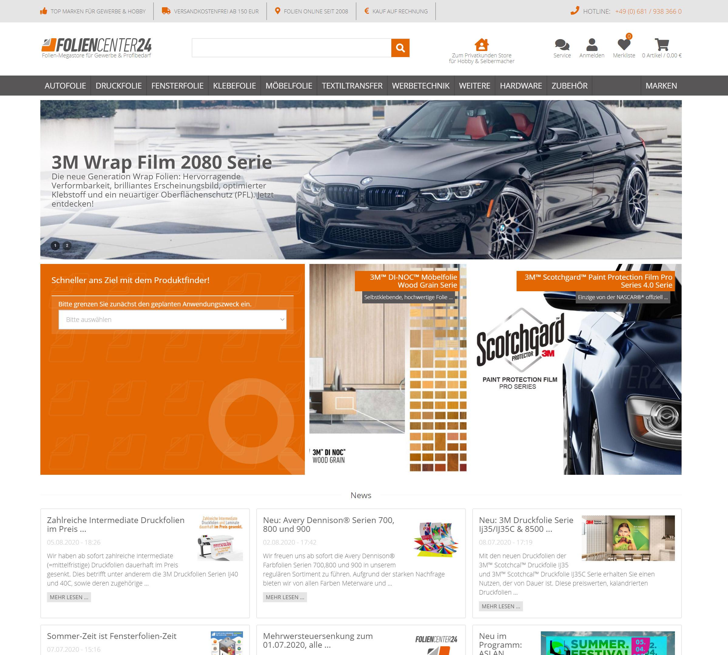 Foliencenter24 e-Commerce GmbH